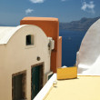 Cyclades, Greece, Santorini island, — Stock Photo