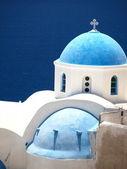 Santorini island, Cyclades, Greece — Stock Photo