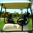 Golf car — Stock Photo #2058794