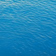 Rippled water surface background — Stock Photo