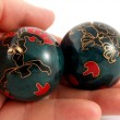 Chinese balls — Stock Photo #1645230