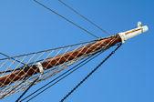 Vysoké lodi — Stock fotografie