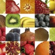 Composition of different fruits — Stock Photo #1720098