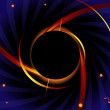 Royalty-Free Stock Vector Image: Black hole