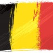 Grunge Belgium flag — Stock Vector #1685761