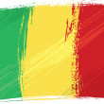 Grunge Mali flag — Stock Vector #1686255