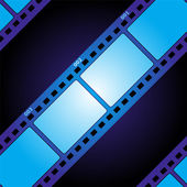 Film seamless texture — Stock Vector