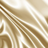 Abstract light satin drapery background — Stock Photo