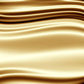 Gold fabric grunge — Stock Photo