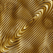 Gold spiral grunge — Stock Photo