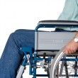 Wheelchair — Stock Photo #1598671