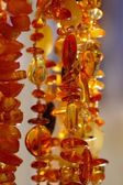 Amber Necklaces — Stock Photo