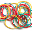 Foto Stock: Rubber Bands