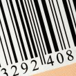 Barcode — Stock Photo #1819013