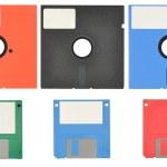Floppy Discs — Stock Photo #2620588