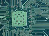 Electronic Circuits — Stock Photo