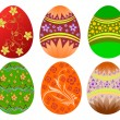 Easter eggs — Stock Photo #1627518