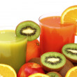 Fruit juice — Stock Photo