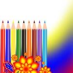 Pencil color — Stock Photo