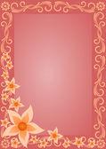 Decorative background. — Stock Photo