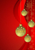 Christmas background. — Stock Photo