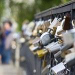 Lock set three — Stock Photo #1713803