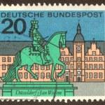 Postmark — Stock Photo #1714707