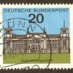 Postmark — Stock Photo #1714722