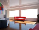 Interior conjunto duzentos vinte e quatro — Foto Stock