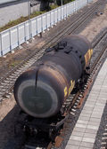 Rails set nine — Stock Photo