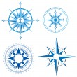 Wind rose — Stock Vector #1714635