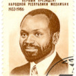 Samora Machel - Foto Stock