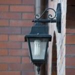 Ancient lantern set two — Stock Photo #1858276