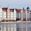 City of Kaliningrad - Foto Stock