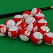 Stock Photo: Billiard