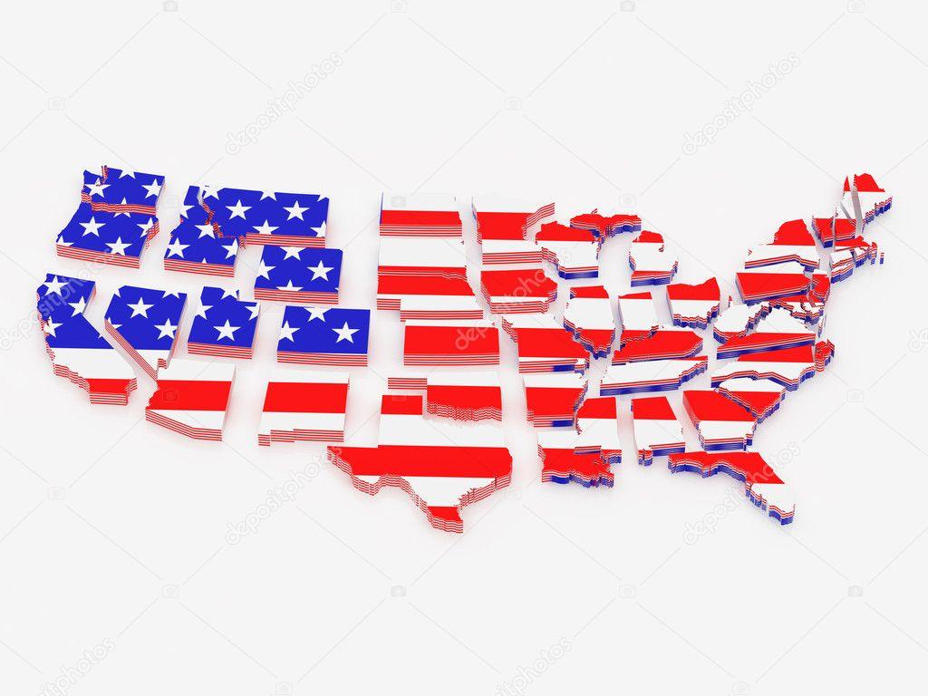 Map USA Photo rook76 1860554 – Map Usa High Resolution