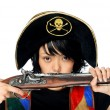 Young pirate — Stock Photo