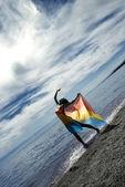 Relaxing dance — Stockfoto