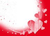 Tarjeta de san valentín — Foto de Stock