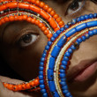 African beauty — Stock Photo #1771301