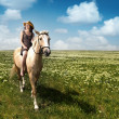 Riding — Stock Photo #1771751