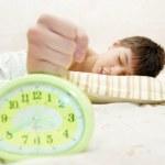 Keep silence - let me sleep — Stock Photo