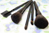 Mascara brushes — Stock Photo