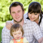 Happy family — Stock Photo #1637253
