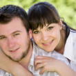 Loving couple — Stock Photo #1637396