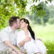 Royalty-Free Stock Photo: Loving couple