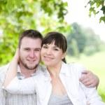 Loving couple — Stock Photo #1637716