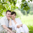 Loving couple — Stock Photo #1637719