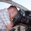 Man in car — Stock Photo #1639690