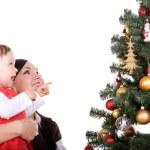 Family christmas — Stock Photo #1667344
